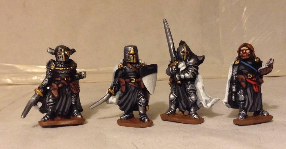Steam Punk Templars