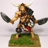 Beastmen and Orcs