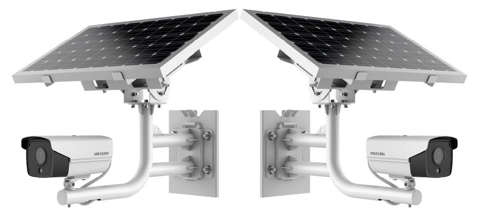 solar power camera