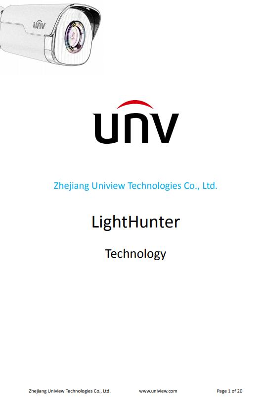 uniview cctv unv