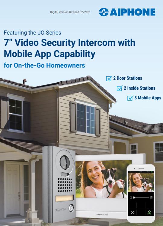 video intercom systems perth