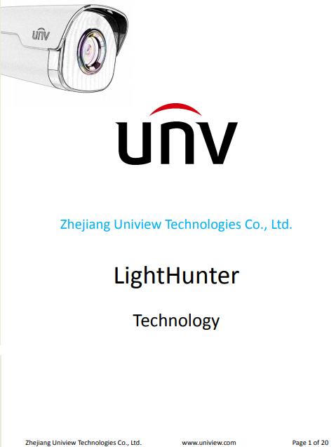 unv cctv uniview