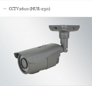cctv2610 (hur-230)