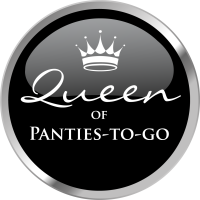 Queen of Panties-to-go Badge_F