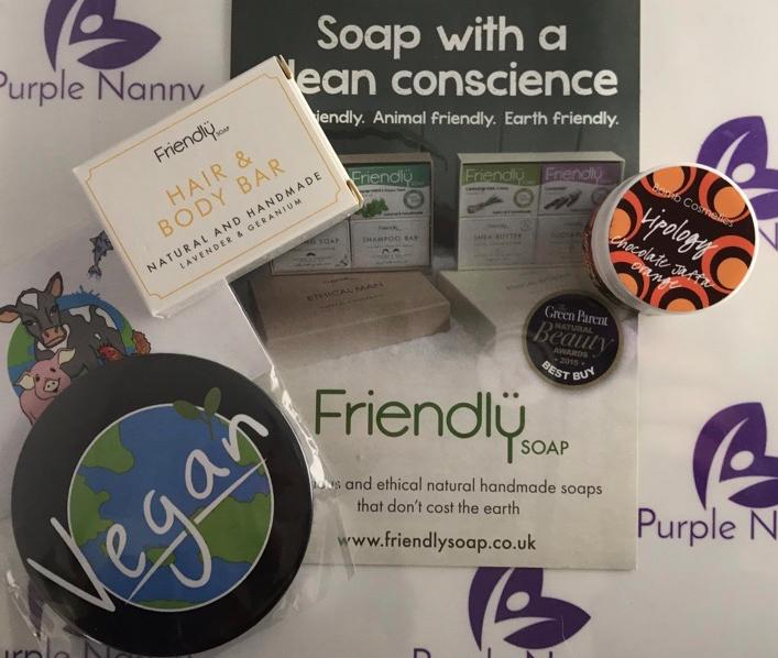 Purple nanny Gift Pack