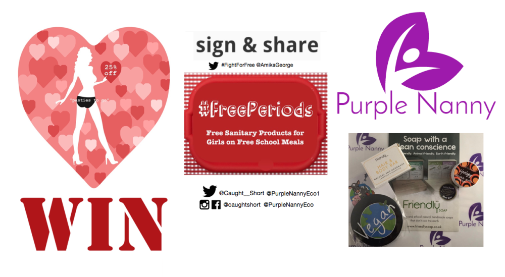 Freeperiods purple nanny gifts heart