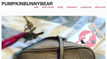 Pumpkin Bunny review screen shot 1