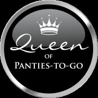Queen of Panties-to-go Badge_F