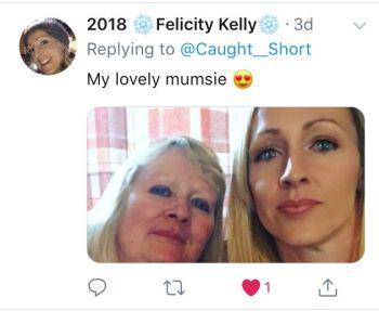 Twitter #MumAndMe winner