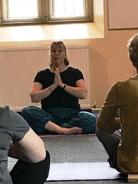 Yoga with Jayne