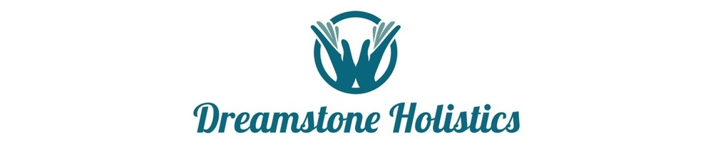 Dreamstone Holistics, site logo.