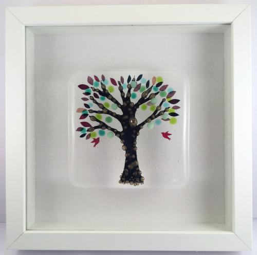 Brass Tree and Birds