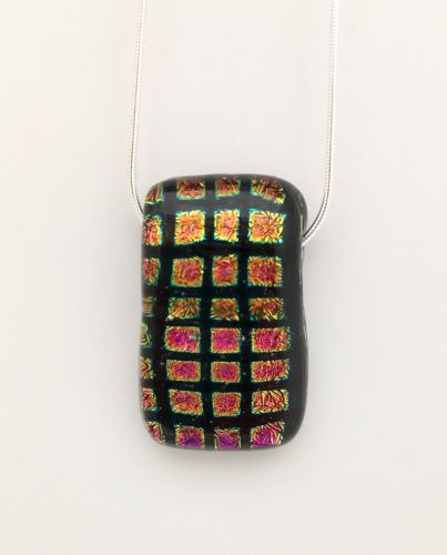 Grid Necklace