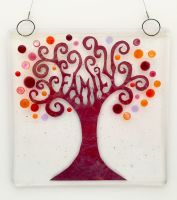 Autumn Family Tree Hanging 2