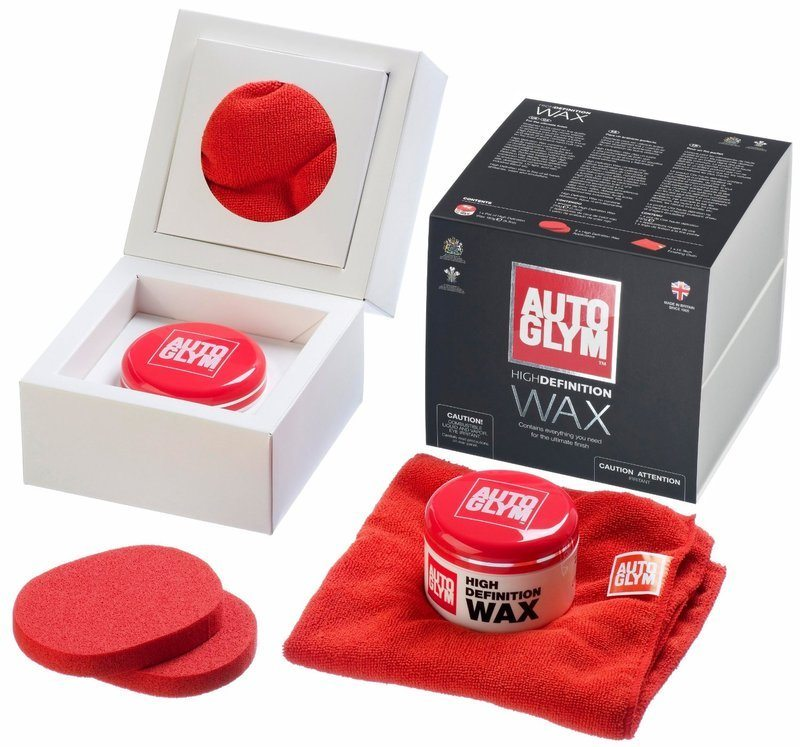 Autoglym HD Wax