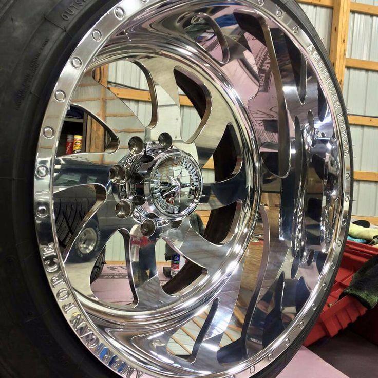 killer metal wheel