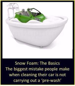 Snowfoam