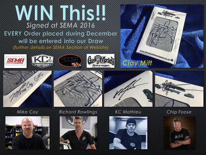 SEMA Prize Draw