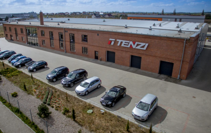 TENZI Building