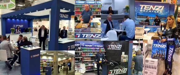 TENZI Brand Promotion