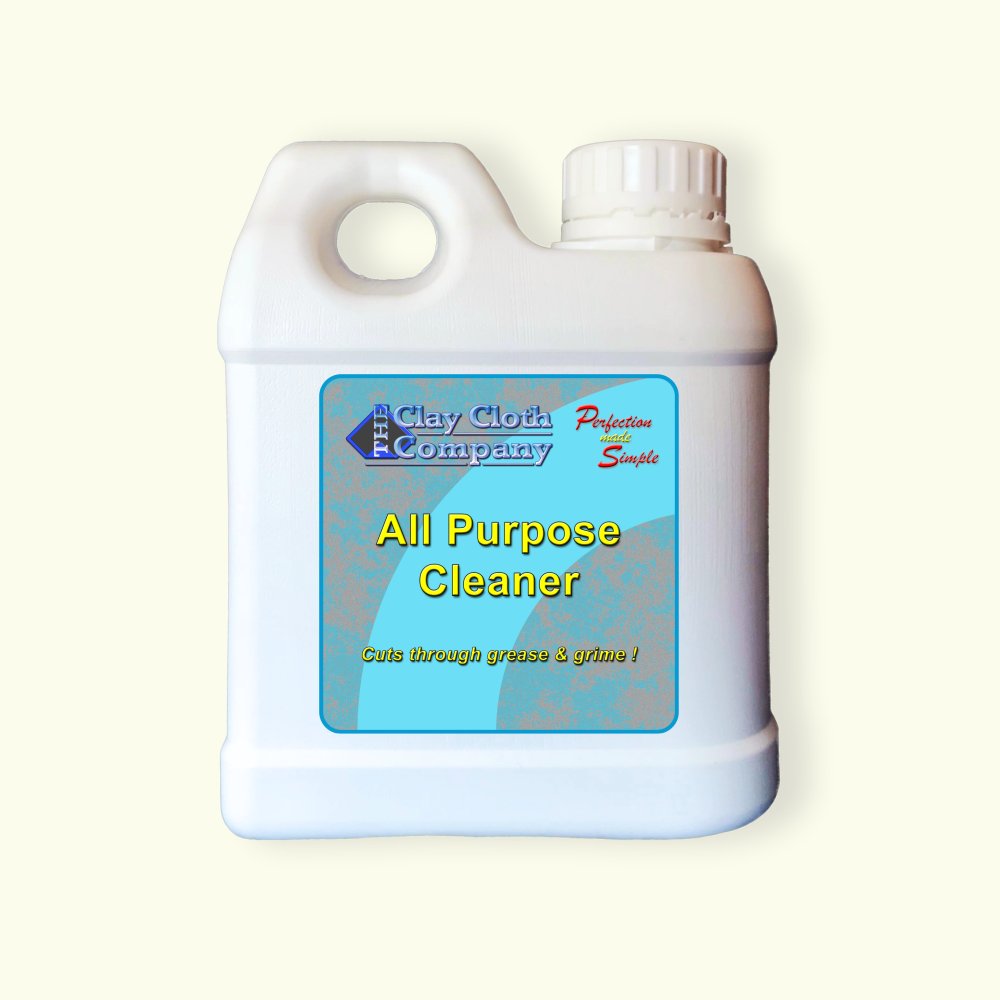 CCC All Purpose Cleaner Concentrate 1ltr [FREE MICROFIBRE]