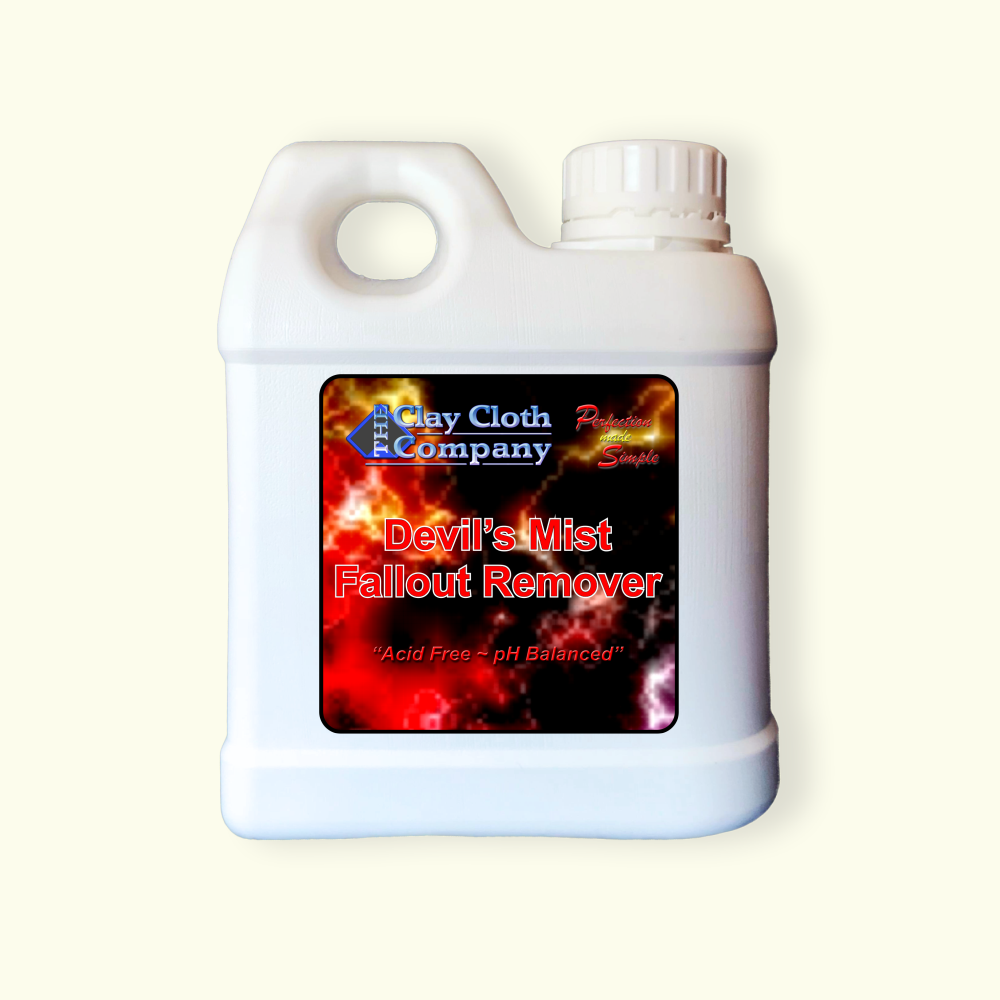 CCC Devil's Mist Fallout Remover 1ltr [FREE MICROFIBRE]