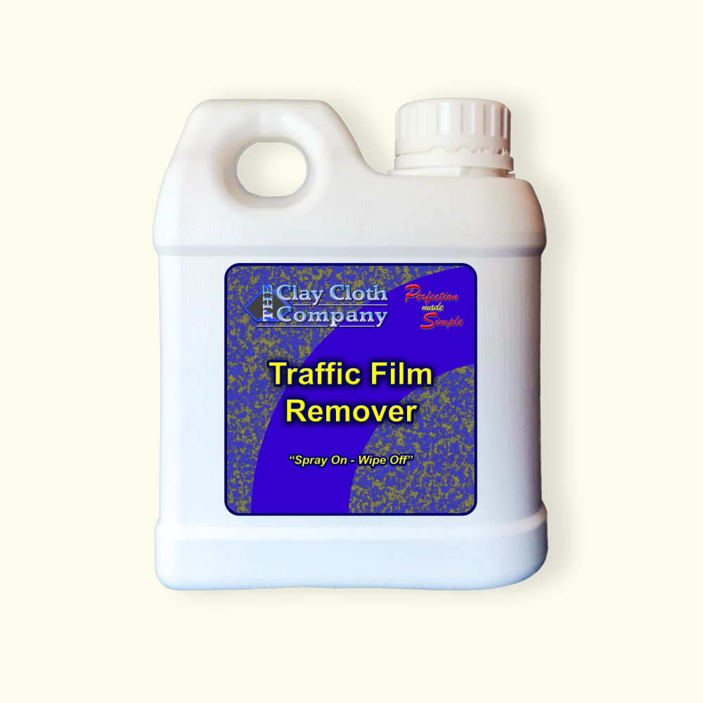 CCC Traffic Film Remover 1Ltr [FREE MICROFIBRE]