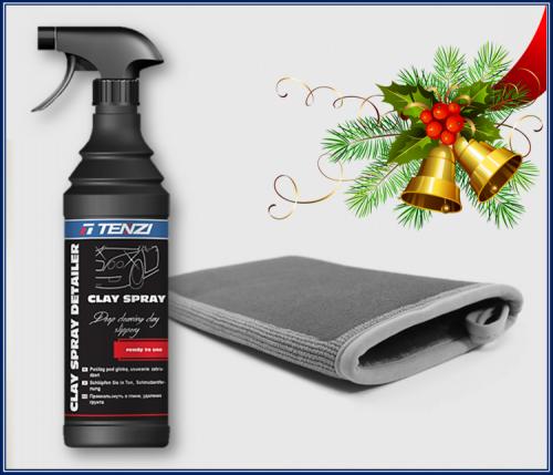 TENZI Clay Spray Christmas Deal