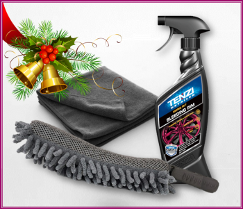 TENZI Bleeding Rim Christmas Deal