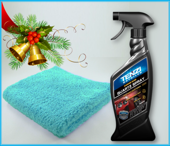 TENZI Diamond Gloss Quartz Spray Christmas Deal