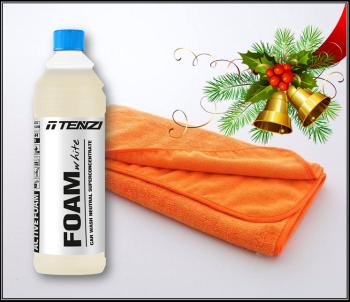 TENZI Snow Foam White 1ltr Christmas Deal