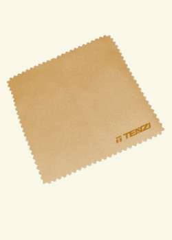 TENZI Suede Microfibre Applicator Cloth 10cm x 10cm
