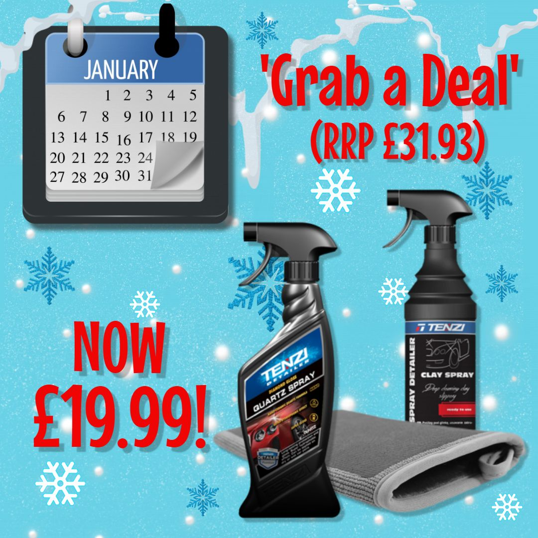 January's Grab a Deal