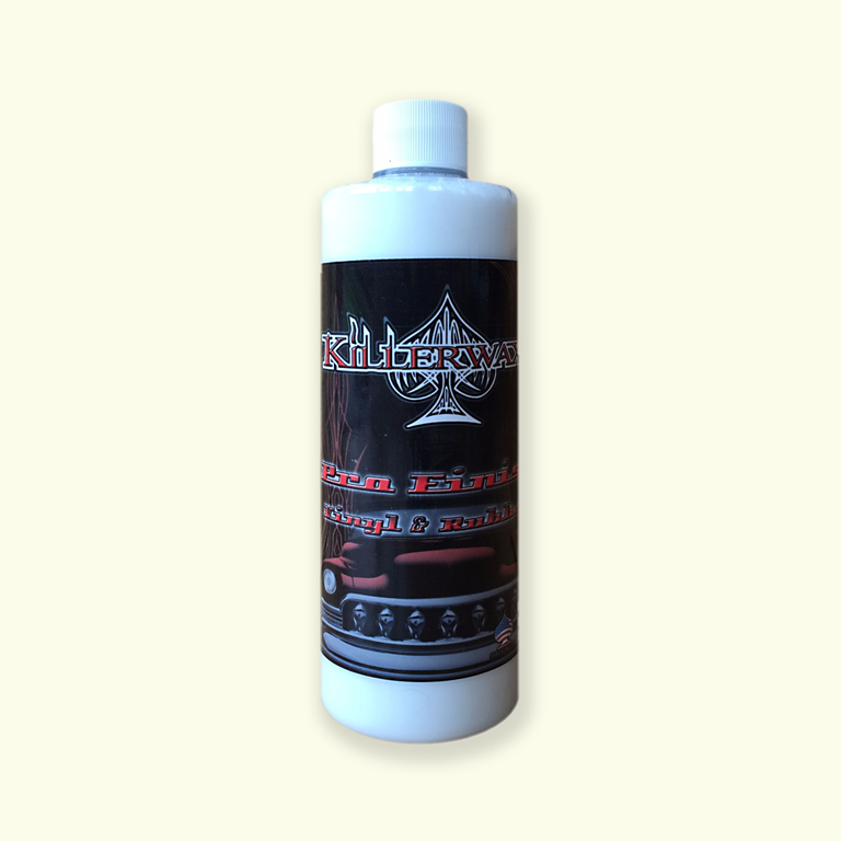 KILLERWAXX Pro Finish Rubber and Vinyl Spray 470ml