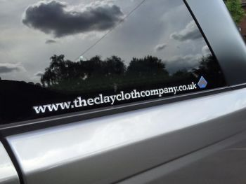 Vinyl Sticker Decal CCC Website