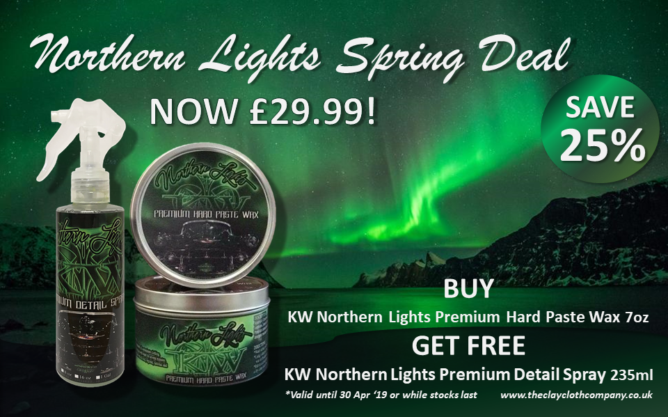 Northern Lights Spring Deal