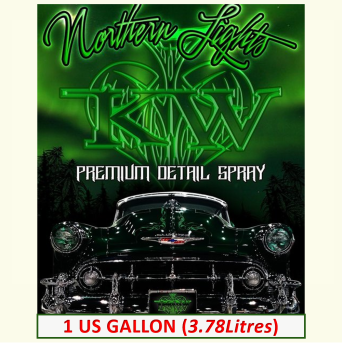 KILLERWAXX Northern Lights Premium Detail Spray 3.78ltr