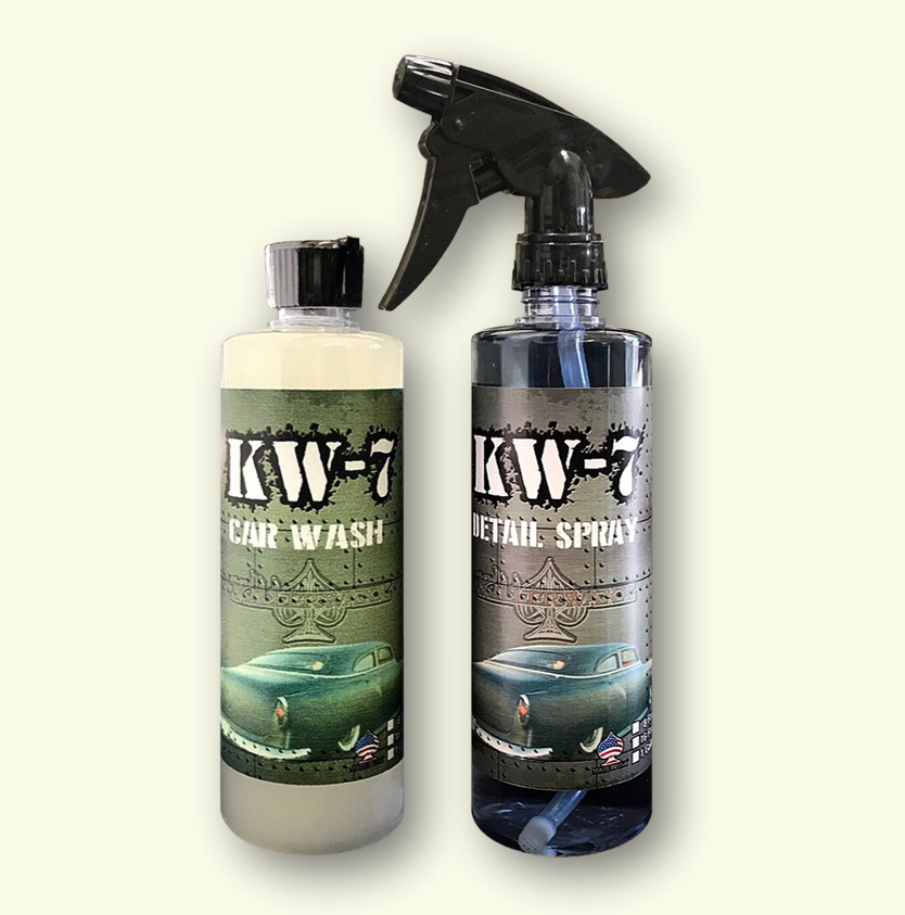 KILLERWAXX KW-7 Detailing Duo 470ml
