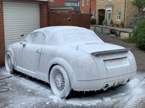 Stu Snow Storm