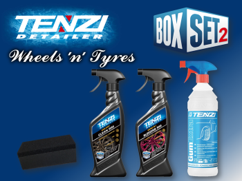 TENZI Wheels 'n' Tyres Box Set 2