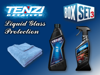 TENZI Liquid Glass Protection Box Set 3