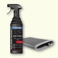 A Clay Mitt Solar & Clay Spray Kit