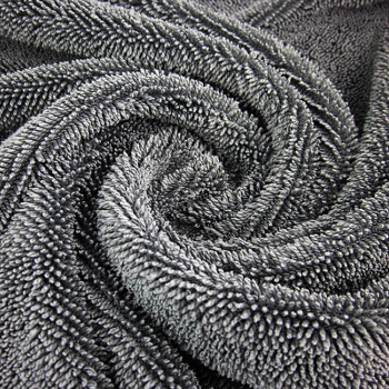 'Big Twist' Microfibre Twisted Loop Drying Towel 550GSM 60cm x 90cm