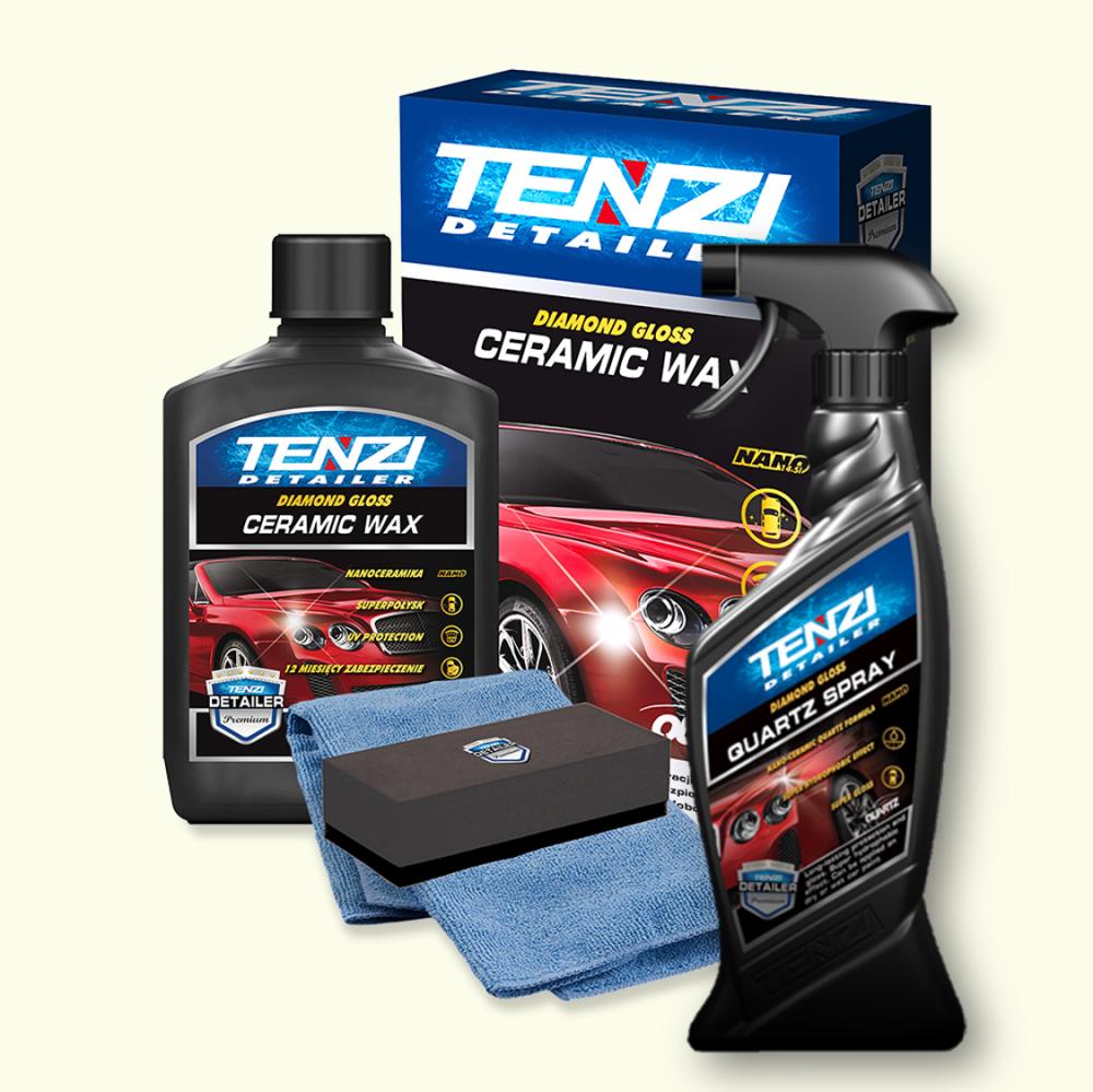 TENZI Diamond Quartz Pack