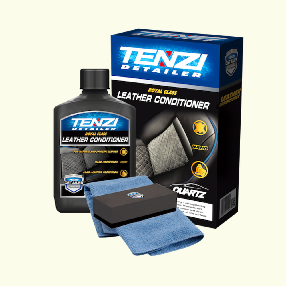 TENZI Leather Conditioner Kit Royal Class