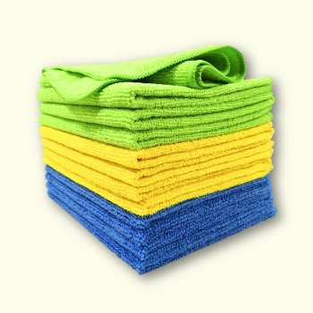 Microfibre Heavy Duty Cloth 300GSM 40cm x 30cm