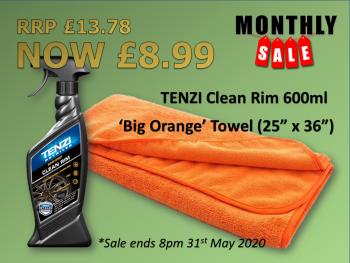 TENZI May Deal - Clean Rim & Big 'O'