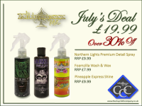 July's CCC 'Grab a Deal'