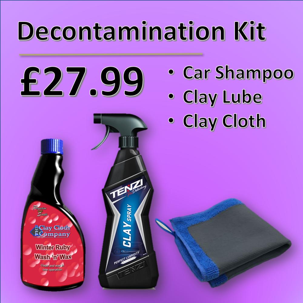 CCC Decontamination Kit