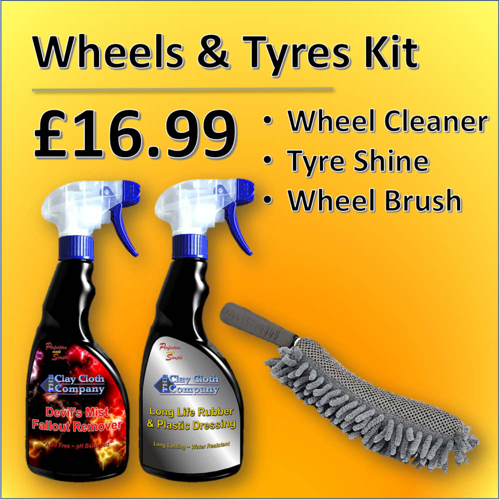 CCC Wheels & Tyres Kit